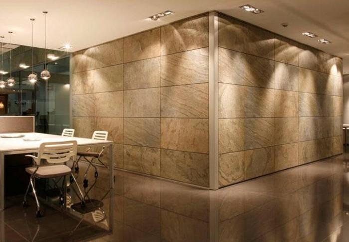 Pietra flessibile pareti rivestite in pietra flessibile for Planchas para revestimiento interior