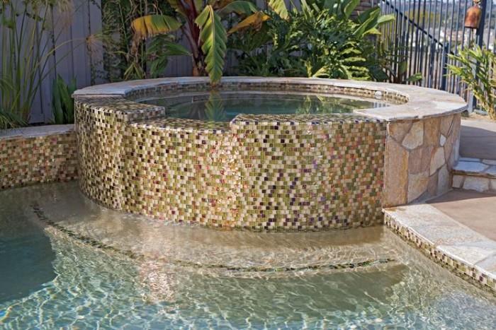 Rivestimento piscina rivestimento piscina piastrelle belle