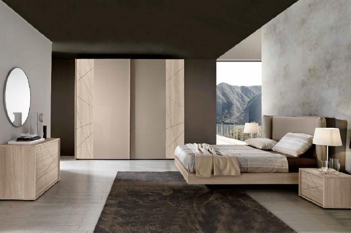 camera da letto - Stile moderno in camera da letto - Belle Dimore ...